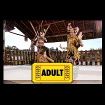 Sarawak cultural Village Entrance Ticket For Adult