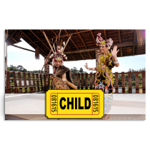 Sarawak cultural Village	Entrance Ticket for Child (6-12 year old)