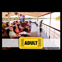Sarawak Sunset River CruiseEntrance Ticket for Adult