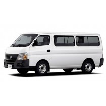 Nissan urvan manual (14Seaters including driver)