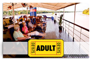 Sarawak Sunset River Cruise	Entrance Ticket for Adult